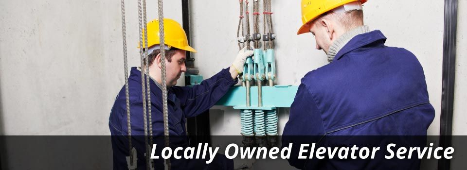 Locally Owned Elevator Service | elevator repair